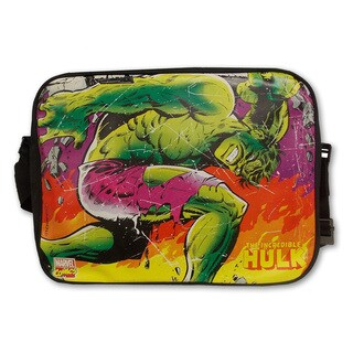 Marvel Comics Close Up Hulk Messenger Bag