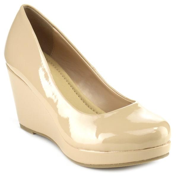 Beston Ia19 Women's Wedge Heels