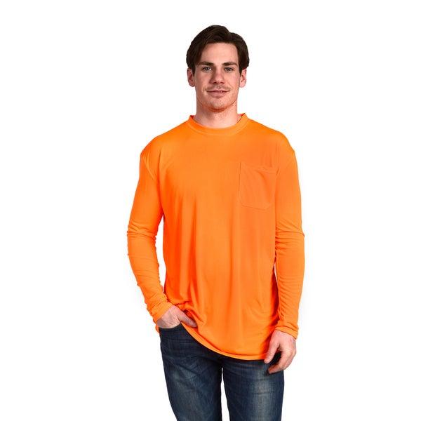 Stanley Men's Long Sleeve Crew Neck Performance T-Shirt 17761473