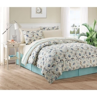 Avondale Manor Bayshore 8-piece Bed in a Bag with Sheet Set