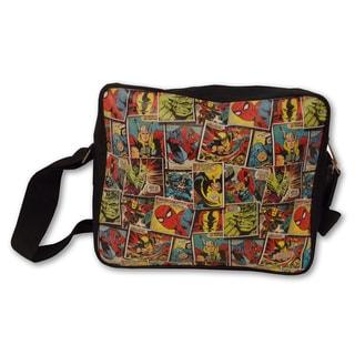 Marvel Comic Mania Messenger Bag