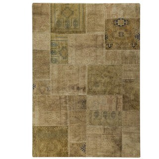 M.A.Trading Hand-knotted Renaissance Sand Rug (7'10 x 9'10)