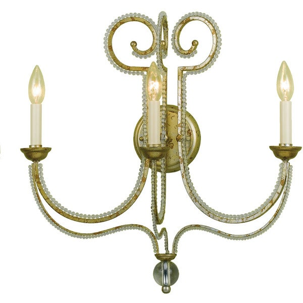 Candice Olson 6738-3W Camerson 3-light Wall Sconce
