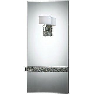 Candice Olson 7209-1W Sahara Mirror Wall Sconce