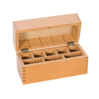 WOODEN ACID BOX 8 compartment (gt5)