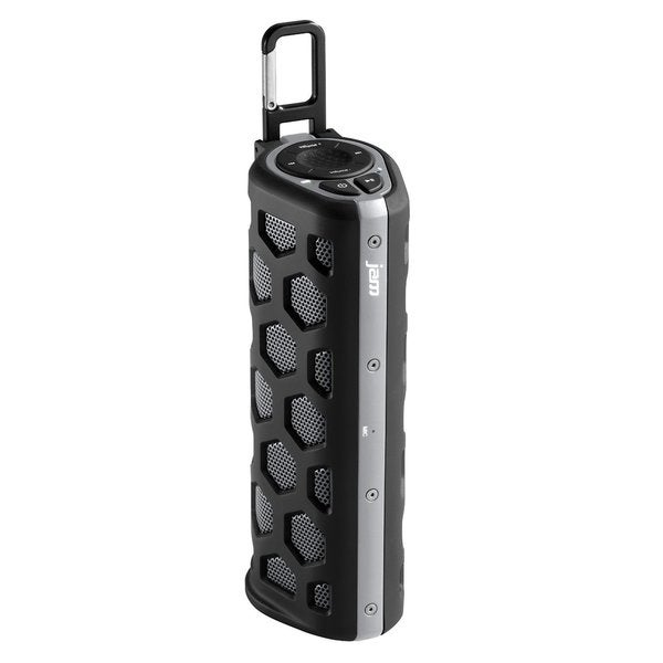 HMDX JAM HX-P710 Black Rugged Drop-proof Portable Bluetooth Speaker
