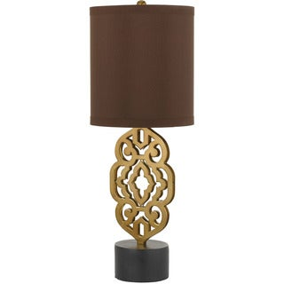 Candice Olson 8104-TL Grill Table Lamp- Satin Brass