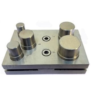 "DISC CUTTER 1/2""-1"" 5 PUNCHES (da28)"
