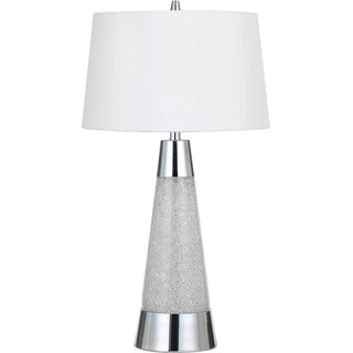 Candice Olson Chrome 9010-TL Bling Table Lamp
