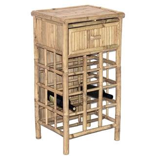 Bamboo54 34-inch Bamboo Wine Tower (Vietnam)
