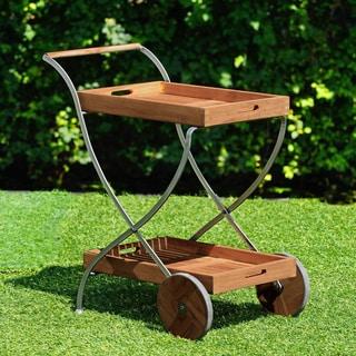 Upton Home Larson Outdoor Serving Cart