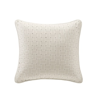 Echo Design Ishana Basketwave European Sham
