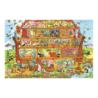 Bigjigs Toys 24 Piece Noah's Ark Puzzle