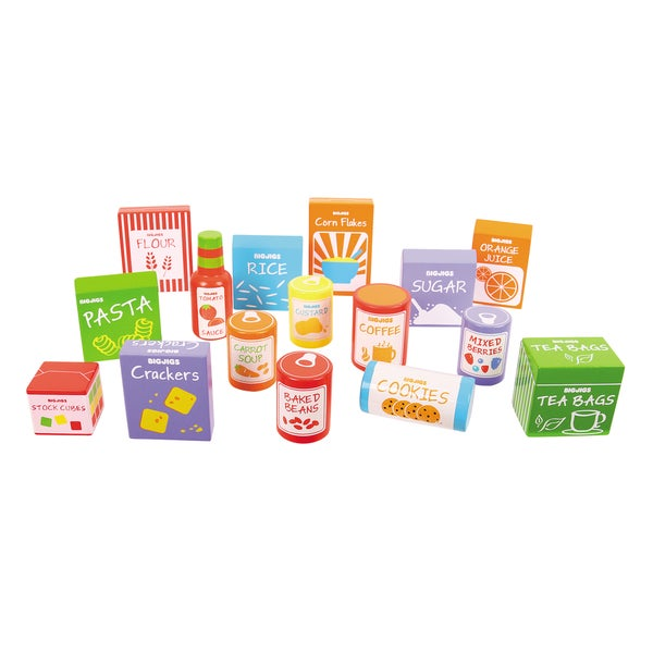 Bigjigs Toys Groceries 17765191