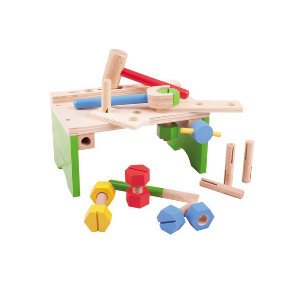 Bigjigs Toys Carpenters Bench