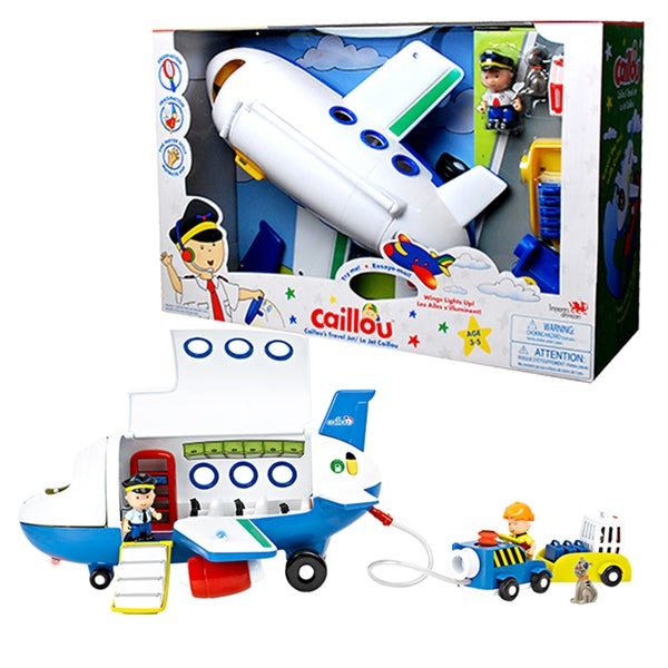 Caillou Travel Jet 17765285