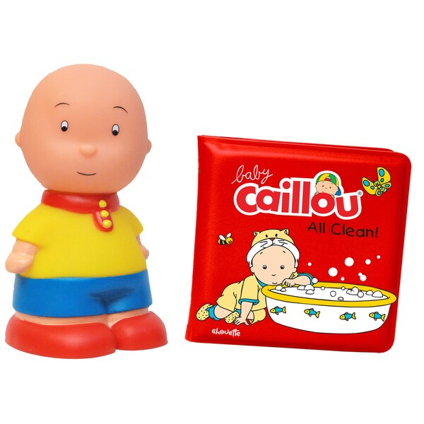 Caillou Bathtime Bundle