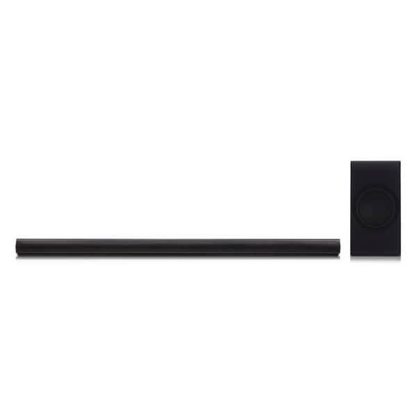 LG SH7B 4.1 Channel 360 Watt soundbar with wireless subwoofer and wifi