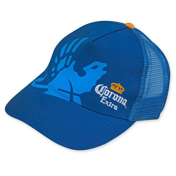 Corona Extra Blue Gargoyle Hat