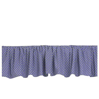 Periwinkle Bed Skirt