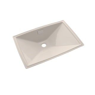 Toto Lloyd Undermount Vitreous China Bathroom Sink LT931#12 Sedona Beige
