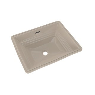 Toto Promenade Undermount Porcelain 16.500 20.500 Bathroom Sink LT533#03 Bone