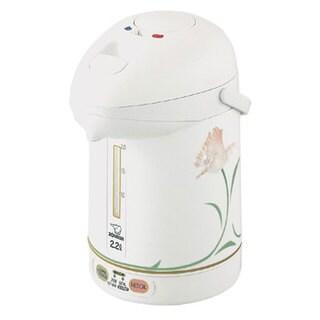 Zojirushi CW-PZC22FC 2.2 Liter Micom Super Boiler