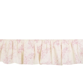 Heaven Sent Girl Full Bed Skirt