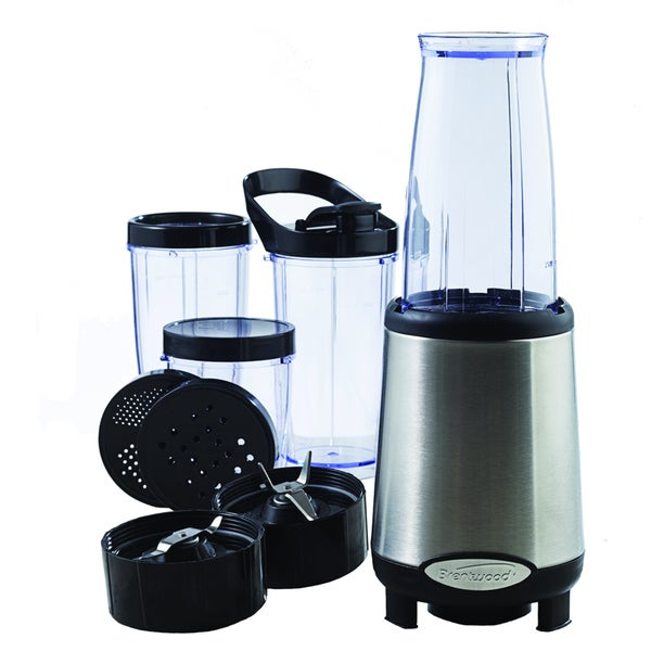 Brentwood JB-199 Stainless Steel Multi-pro Blender