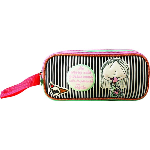 Hablando Sola Ice Cream Pencil Case