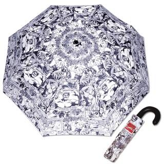 Marvel Comic Black Umbrella
