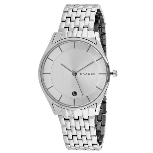 Skagen Women's SKW2387 Holst Round Silver-tone Stainless Steel Bracelet Watch