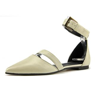Modern Vintage Women's 'Shelly' Leather Casual Shoes