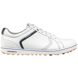 Ashworth Cardiff ADC 2 Golf Shoes 2015 White/Navy/Classic Blue