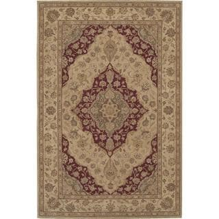 Nourison Heritage Hall Lacquer Rug (5'6 x 8'6)