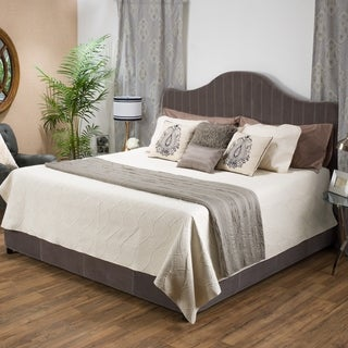 Christopher Knight Home Ashland Fabric California King Bed Set