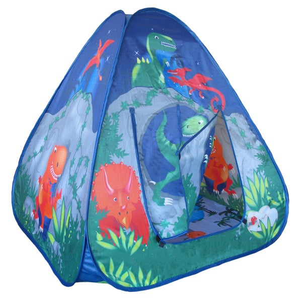 Fun2Give Pop-It-Up Dino Play Tent