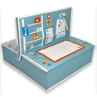 Fun2Give Pop-it-Up Doll Hospital with Storage