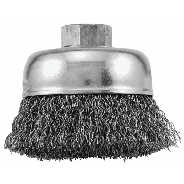 Vermont American 16853 3-inch Knotted Wire Brush 17778931