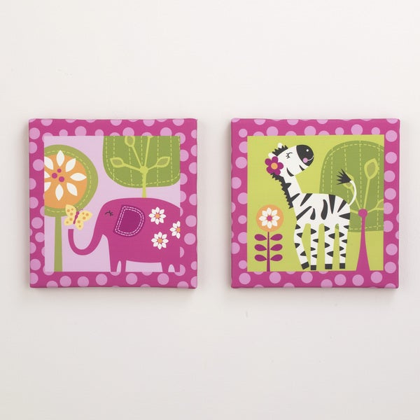 Belle Tutti Frutti 2-piece Wall Art