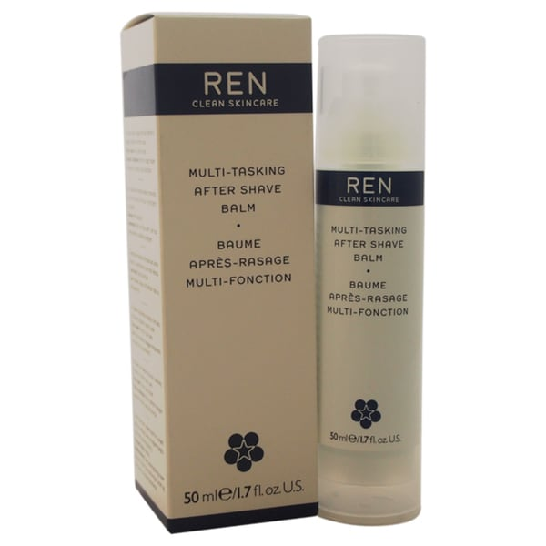 REN Multi-Tasking 1.7-ounce Aftershave Balm