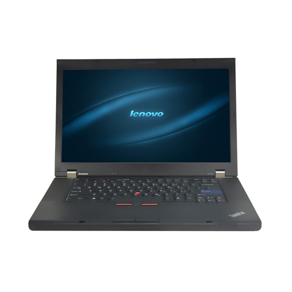 Lenovo ThinkPad W520 15.6-inch 2.4GHz Core i7 16GB RAM 256GB SSD Windows 7 Laptop (Refurbished)