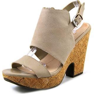 Naya Women's 'Misty' Leather Dress Shoes