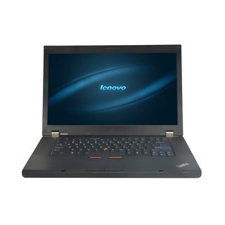 Lenovo ThinkPad W520 15.6-inch 2.4GHz Core i7 16GB RAM 256GB SSD Windows 10 Laptop (Refurbished)