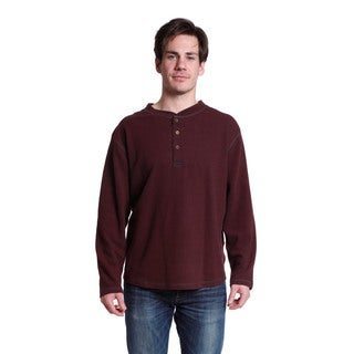 Stanley Men's Long Sleeve Henley