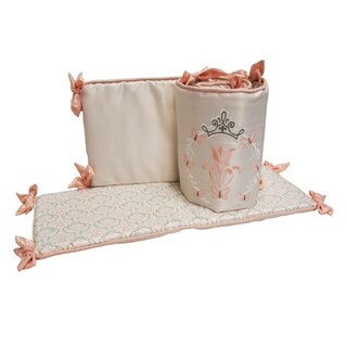 Petit Tresor Fairytale Princess Crib Bumper