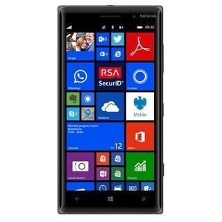 Nokia Lumia 830 RM-983 16GB 10MP Camera Unlocked GSM 4G LTE Windows 8.1 10MP Phone - Black