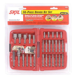 Skil 89030 30-Piece Driver Bit Set