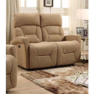 Easy Living Holland Power Reclining Loveseat with USB