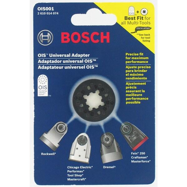 Bosch OIS001 OIS Universal Adapter